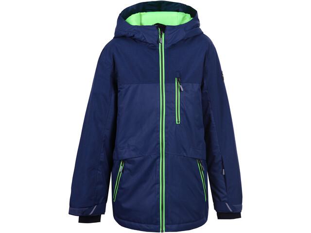 Icepeak Hansen Jr Jacket Boys blue